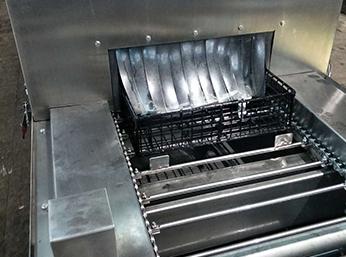 网带式高压清洗机