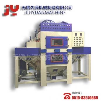 宁波双面自动喷砂机
