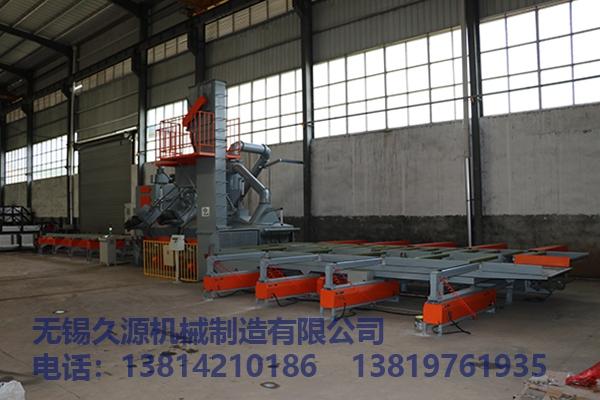 重庆型材抛丸机